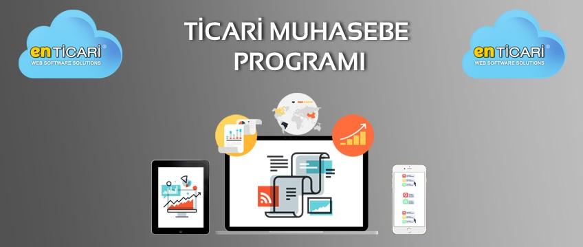Ticari Muhasebe Programı
