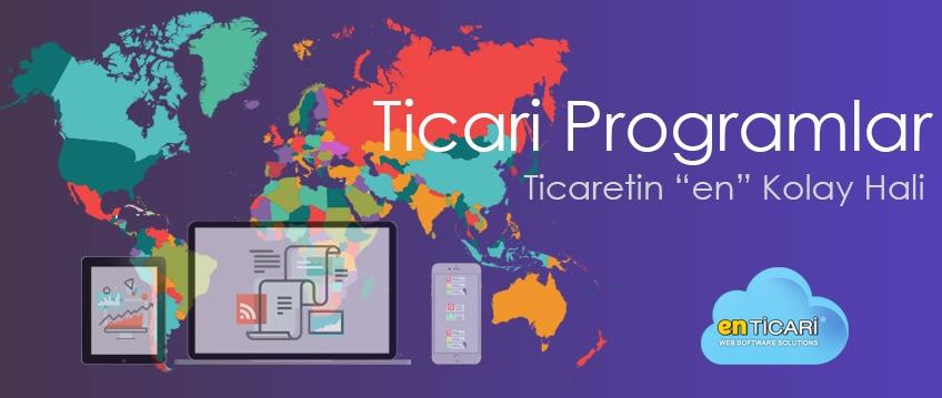 Ticari Programlar! Ticaretin en Kolay Hali