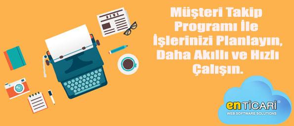 Müşteri  Takip Programı
